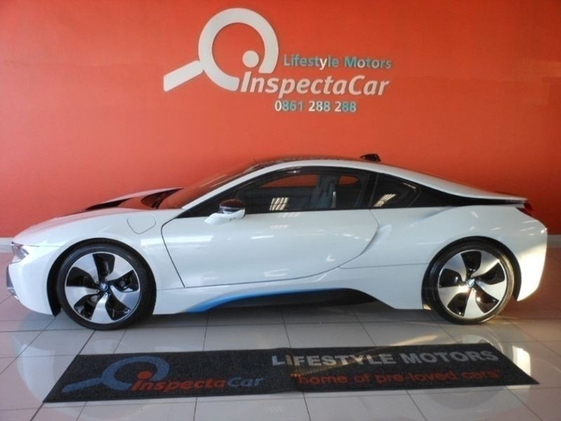 Used Bmw I8 Edrive Coupe Automatic For Sale In Gauteng Cars Co Za