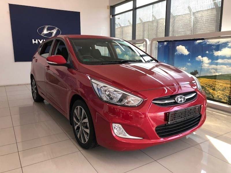 Used Hyundai Accent 1 6 Fluid 5 Door For Sale In Kwazulu