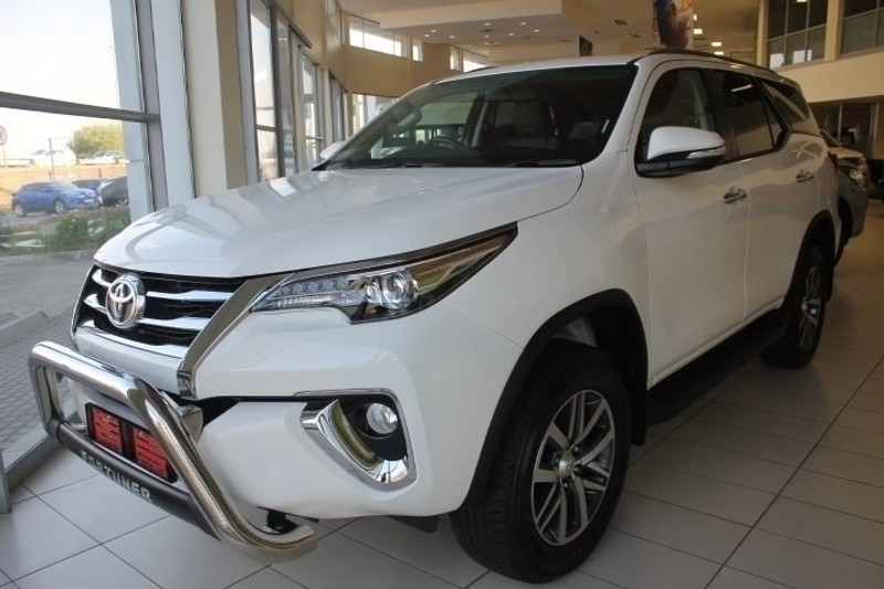 Used Toyota Fortuner 2 8 4x2 Auto Electric Boot Call Lea