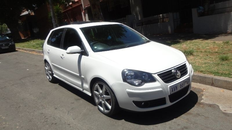 Verwonderend Used Volkswagen Polo VW POLO 1.6Comfortline with sunroof 2008 for QN-63