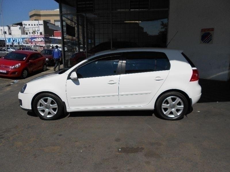 Used Volkswagen Golf 5 2 0 Comfortline for sale in Gauteng