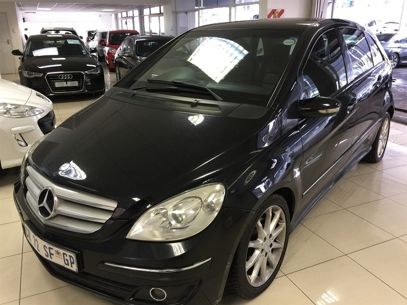used mercedes benz b class b 200 turbo a t for sale in. Black Bedroom Furniture Sets. Home Design Ideas