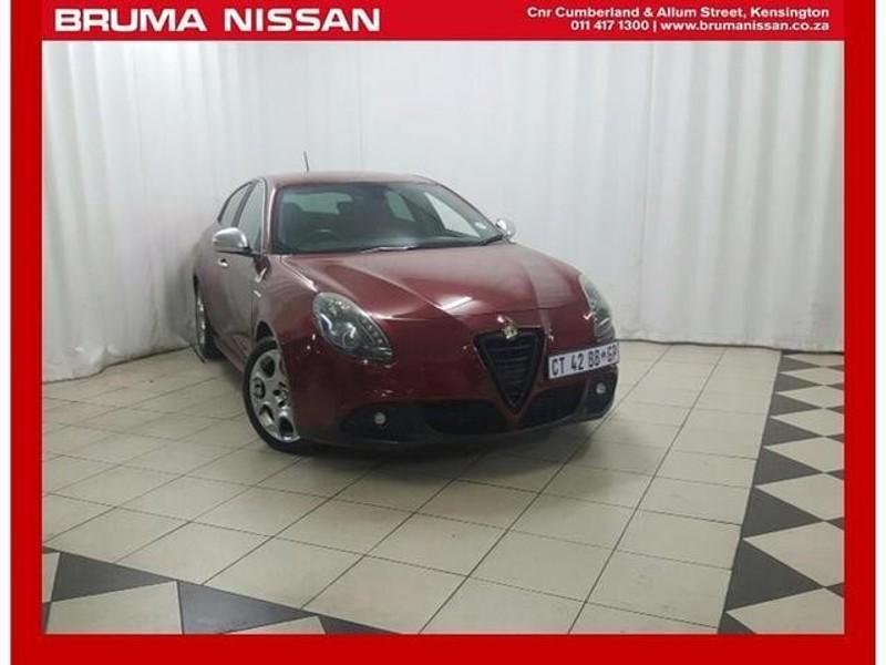 Used Alfa Romeo Giulietta T Quad Verde Dr For Sale In Gauteng - Used alfa romeo giulietta