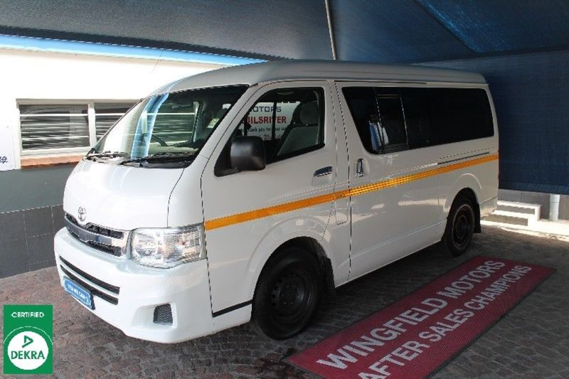 2013 Toyota Quantum 2.5 D-4d 10 Seat  Western Cape Kuils River_0
