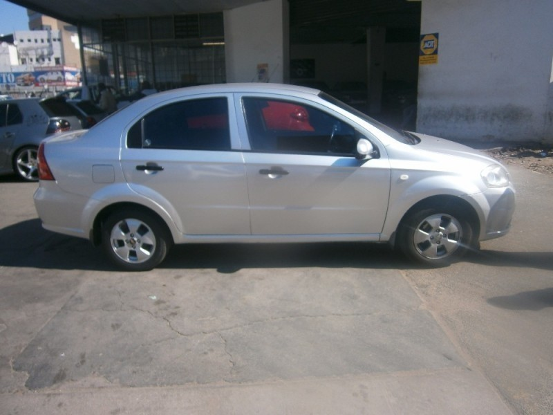 Used Chevrolet Aveo 1 6 Ls For Sale In Gauteng Cars Co