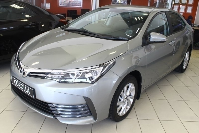 Used Toyota Corolla Corolla 1 6 Prestige For Sale In Gauteng Cars
