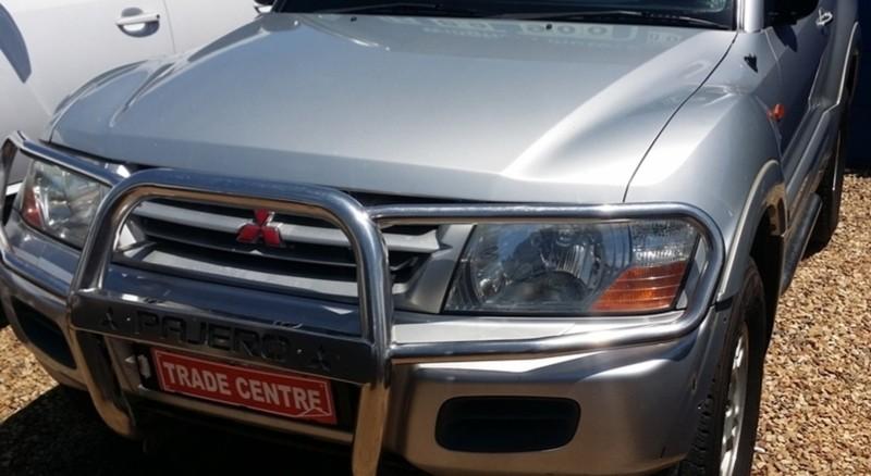 2000 Mitsubishi Pajero 3500i 3dr At  Western Cape Kuils River_0