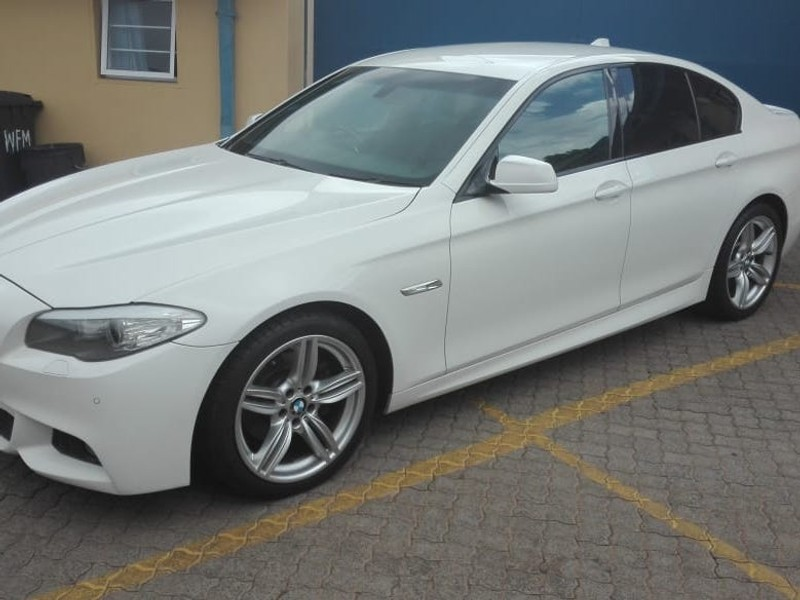 Used Bmw 5 Series 520d A T M Sport F10 For Sale In Gauteng