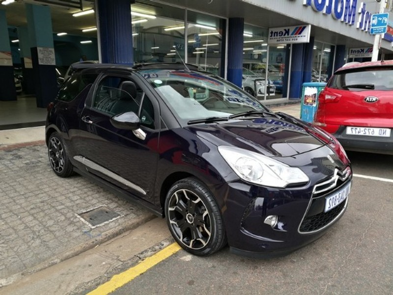 Used Citroen Ds3 Cabrio 16 Vti Style For Sale In Kwazulu Natal