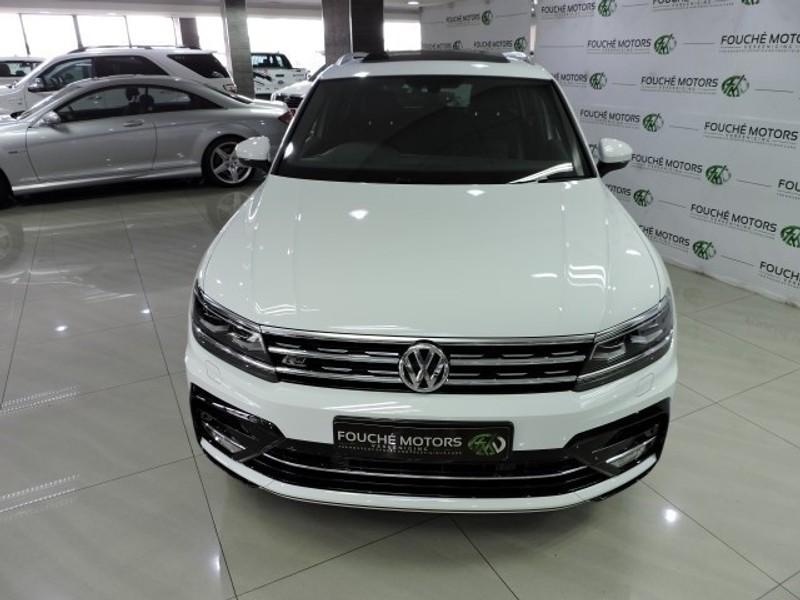 Used Volkswagen Tiguan 2 0 Tdi Highline 4 Mot Dsg For Sale