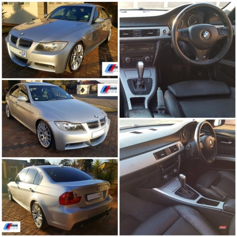 Used BMW 3 Series 335i Sport A/t (e90) For Sale In Gauteng