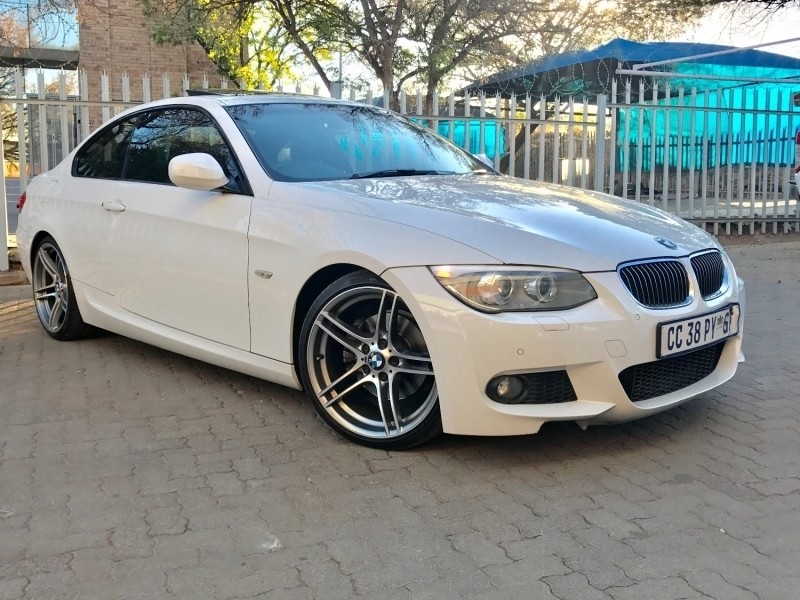 Used Bmw 3 Series 325i Coupe Sport At E92 For Sale In Gauteng