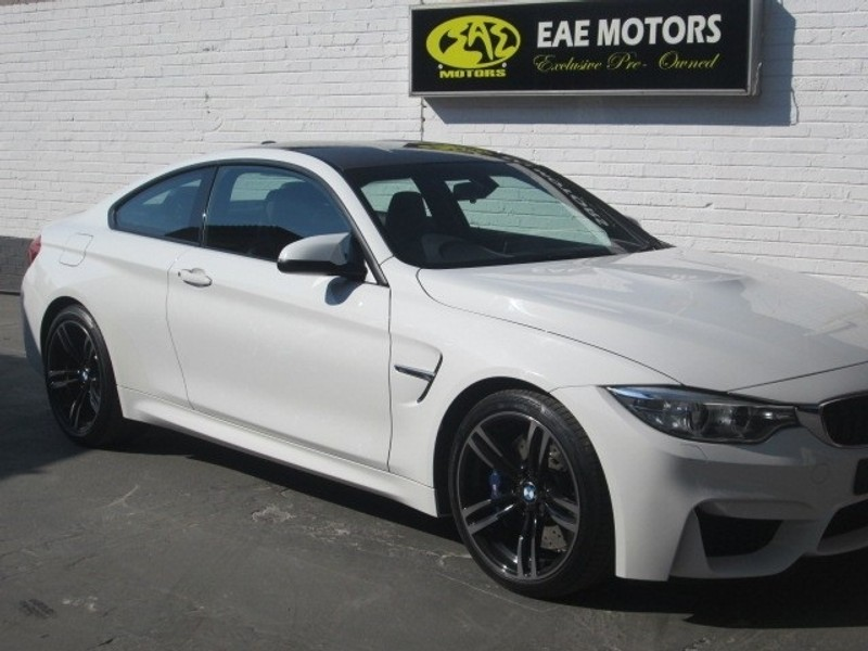 used bmw m4 coupe m-dct for sale in gauteng - cars.co.za (id:2638688)
