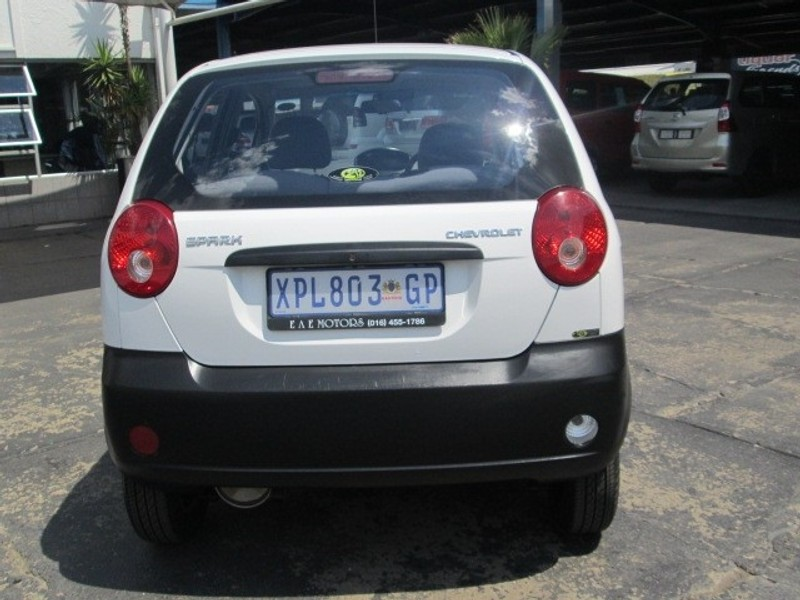 Used Chevrolet Spark Lite Ls 5dr For Sale In Gauteng Cars Co Za