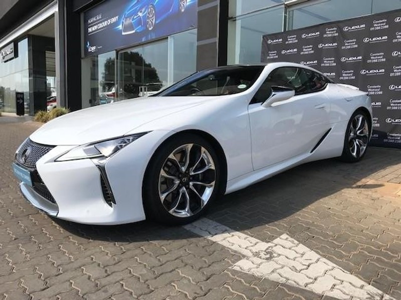 Used Lexus LC 500 Coupe For Sale In Gauteng
