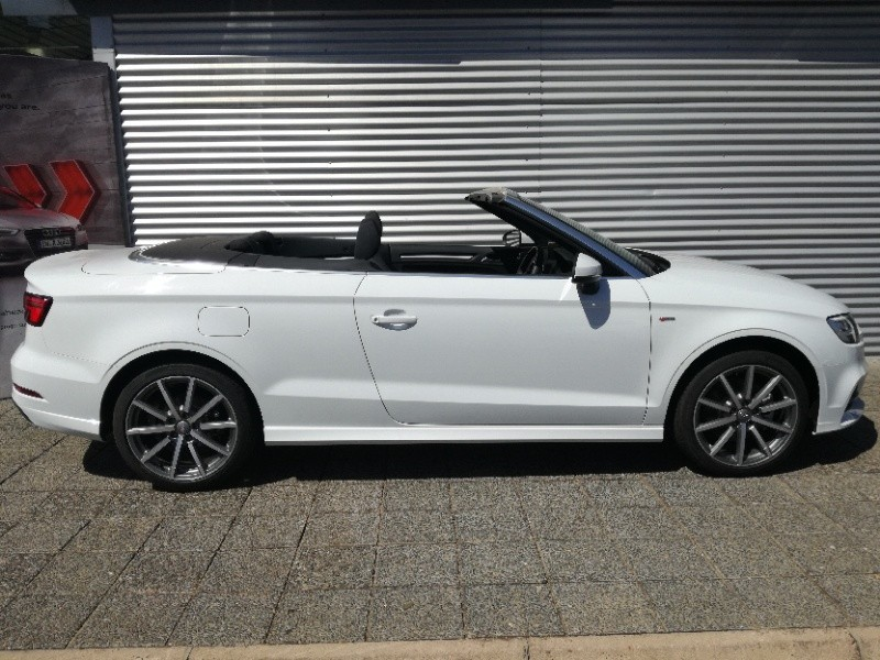 cabe7421144c3 Used Audi A3 2.0T FSI S-Tronic Cabriolet for sale in Gauteng - Cars ...