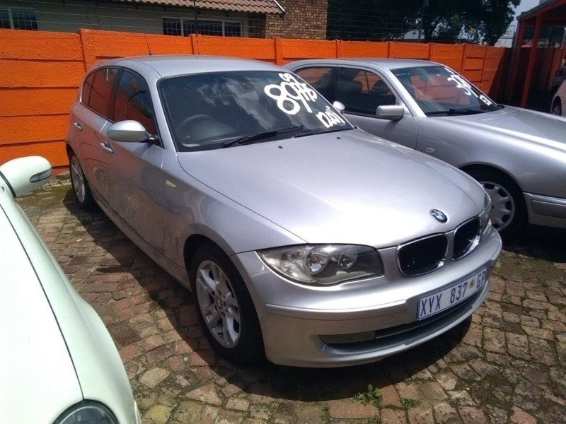 Used Bmw 1 Series 120i For Sale In Gauteng Cars Co Za Id 2833648