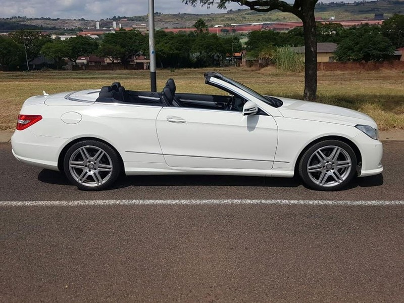 Used Mercedes-Benz E-Class E 350 Cabriolet for sale in ...