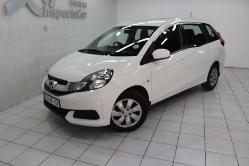 Used Honda Mobilio 1 5 Trend For Sale In Gauteng Cars Co Za Id