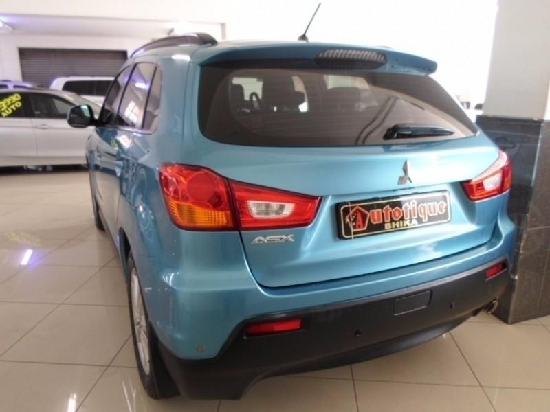 Used Mitsubishi Asx 2 0 5dr Glx For Sale In Kwazulu Natal