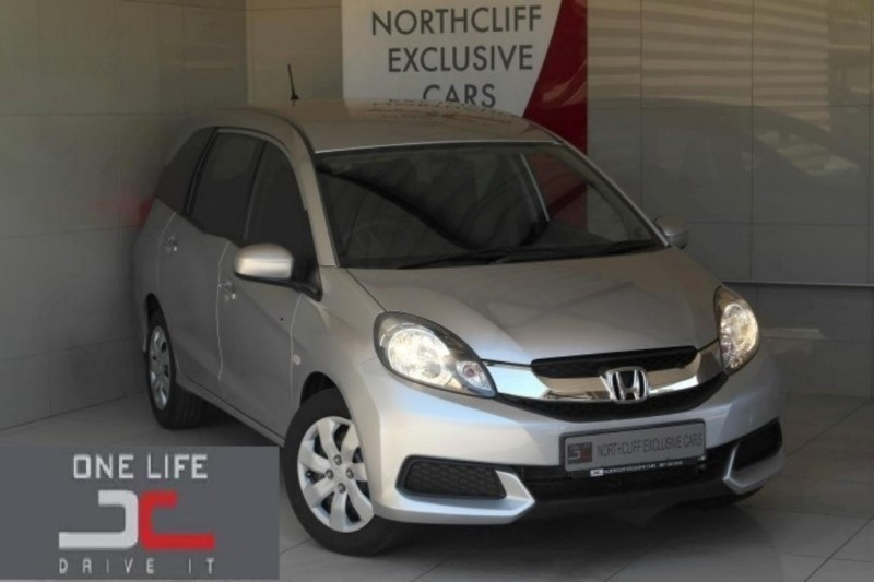 Used Honda Mobilio 1 5i Comfort M For Sale In Gauteng Cars Co Za