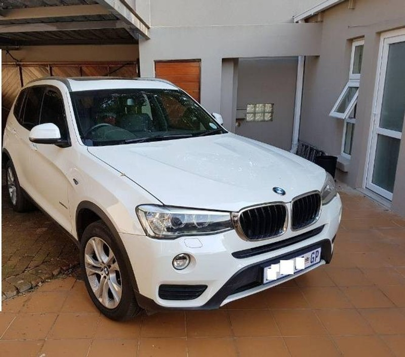 Used BMW X3 XDRIVE 20d (G01) For Sale In Gauteng