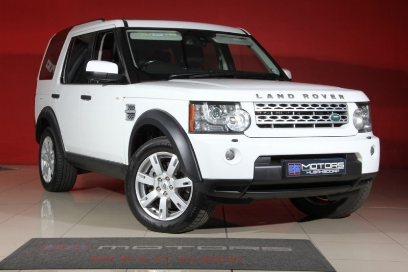 2011 Land Rover Discovery 4 3.0 Tdv6 S North West Province Klerksdorp_0