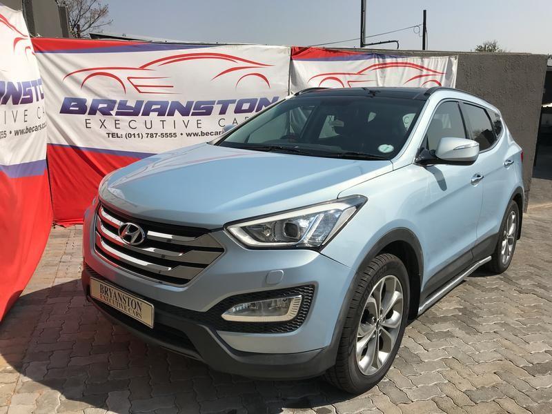 Used Hyundai Santa Fe R2 2 Awd Exec 7s Auto For Sale In