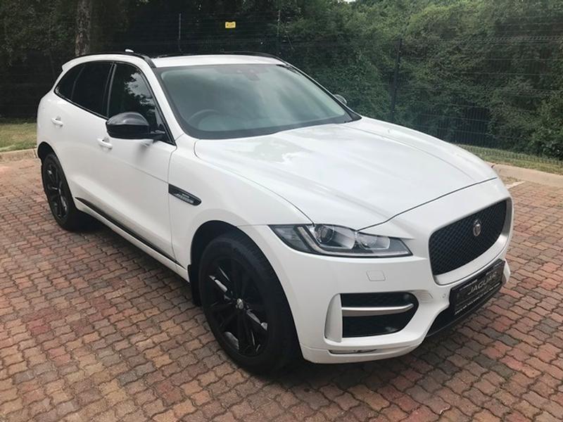 2018 Jaguar F-Pace 3.0D AWD R-Sport Mpumalanga Nelspruit_0
