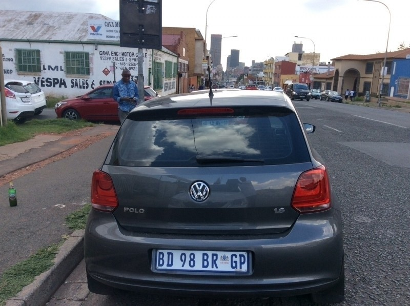 Used Volkswagen Polo 1 6 Comfortline With Leather Interior