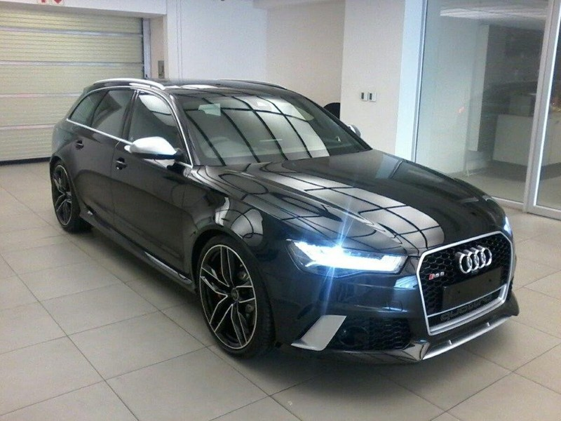 Used Audi RS Quattro Avant For Sale In Gauteng Carscoza ID - Audi rs6 2018