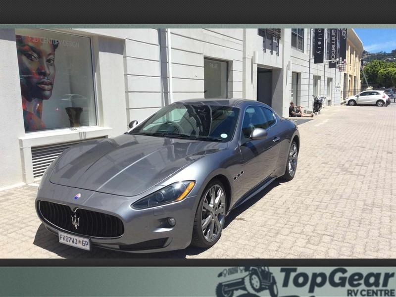 used maserati granturismo for sale in western cape - cars.co.za (id