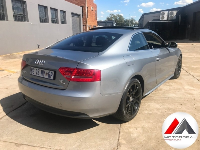 Used Audi A5 2 0t Fsi Q Stronic For Sale In Gauteng Cars
