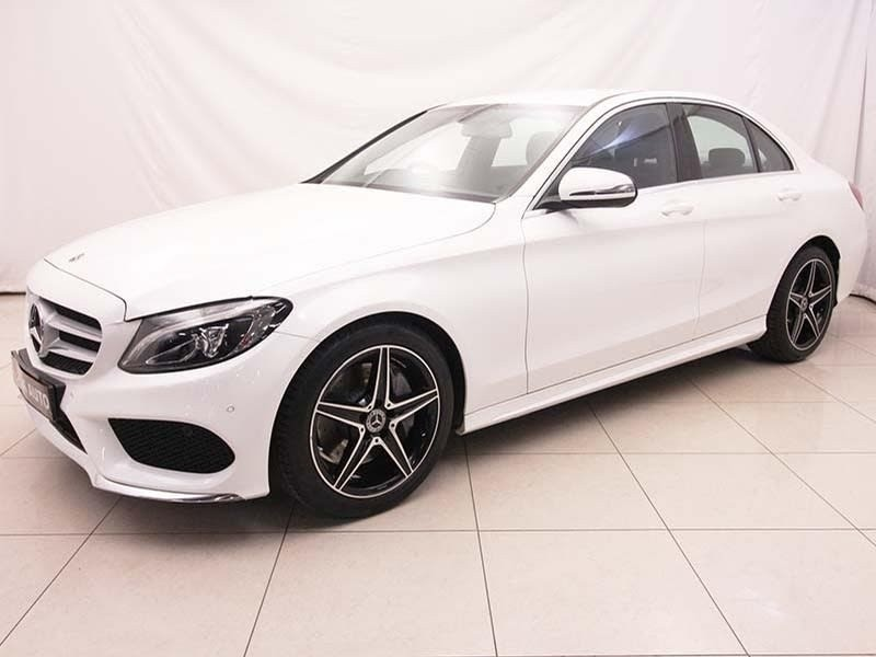 Used Mercedes Benz C Class C250 Amg Line Auto For Sale In Gauteng