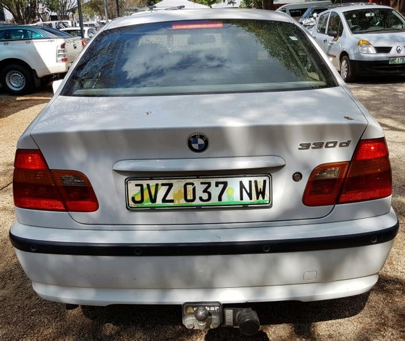 Used BMW 3 Series 330d A/t (e46)f/l For Sale In Gauteng