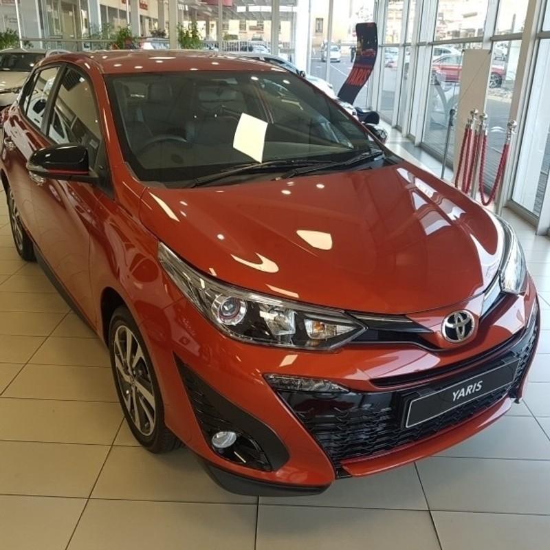 Used Toyota Yaris 1.5 Sport 5-Door For Sale In Gauteng