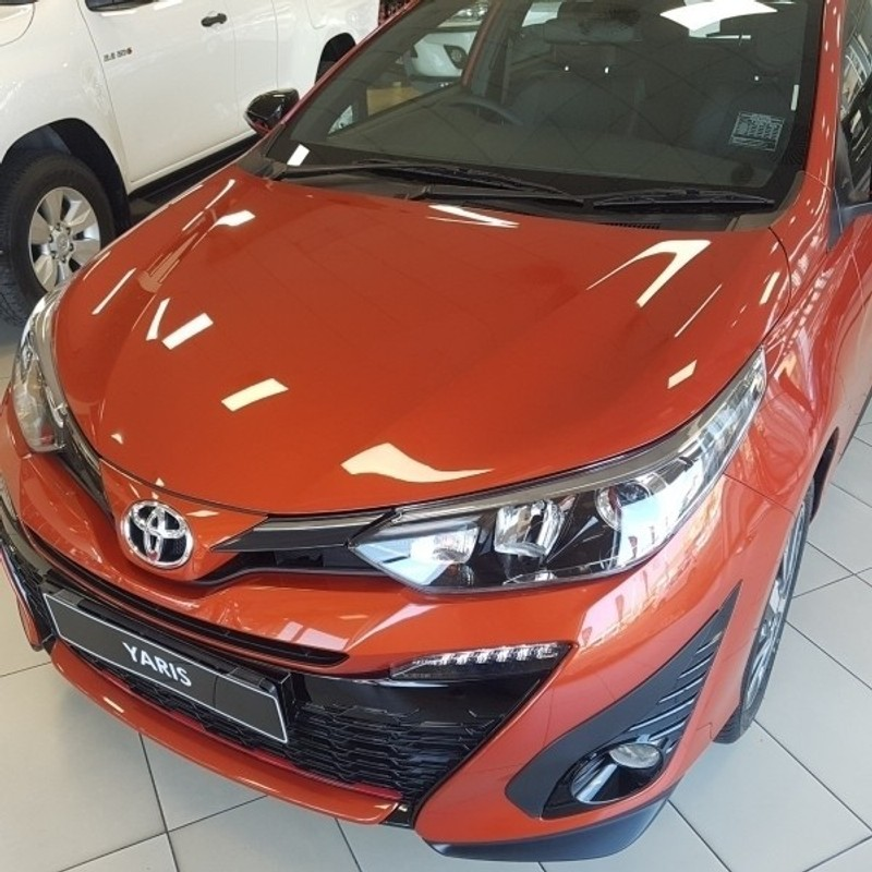 Used Toyota Yaris 1.5 Sport 5-Door For Sale In Gauteng