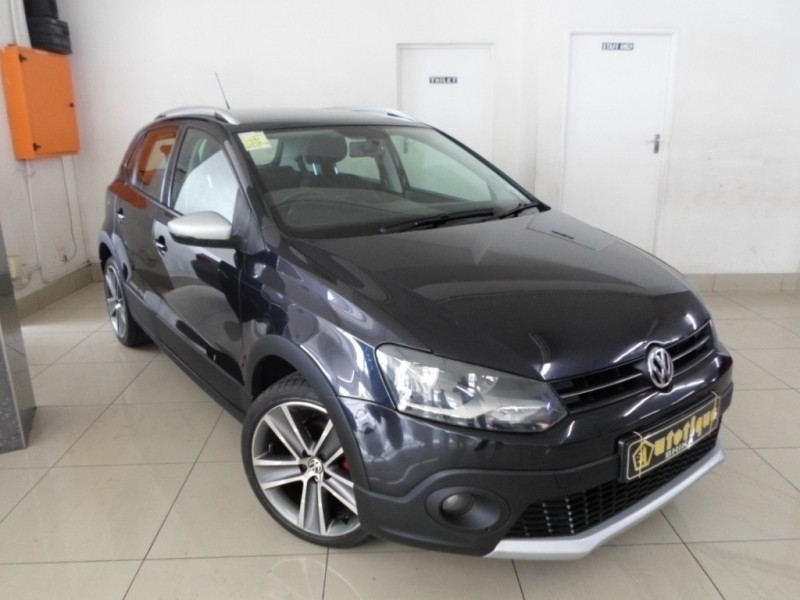 used volkswagen polo 1 6 cross 5dr for sale in kwazulu. Black Bedroom Furniture Sets. Home Design Ideas