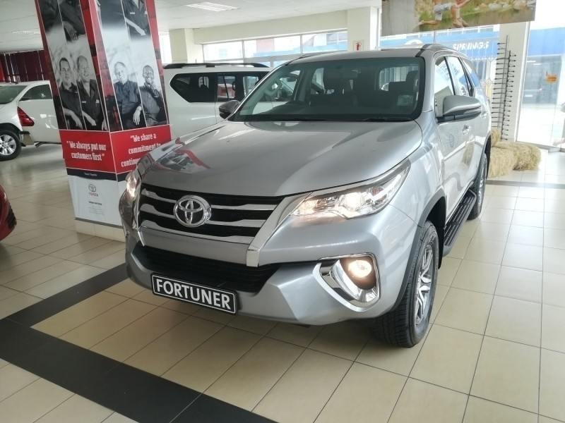 Used Toyota Fortuner 2.4GD-6 R/B Auto for sale in Gauteng ...