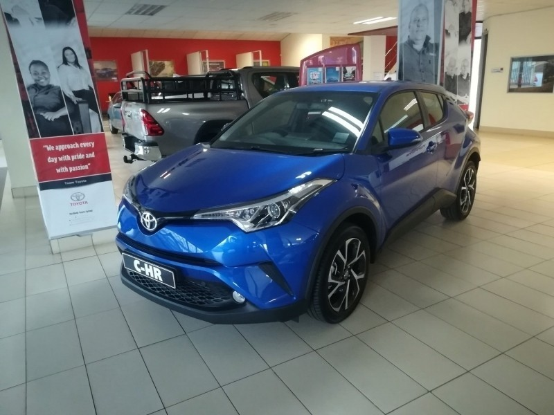 Used Toyota C Hr 1 2t Plus Cvt For Sale In Gauteng Cars