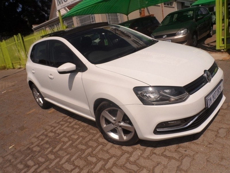 used volkswagen polo 1 2 tsi sunroof for sale in gauteng. Black Bedroom Furniture Sets. Home Design Ideas