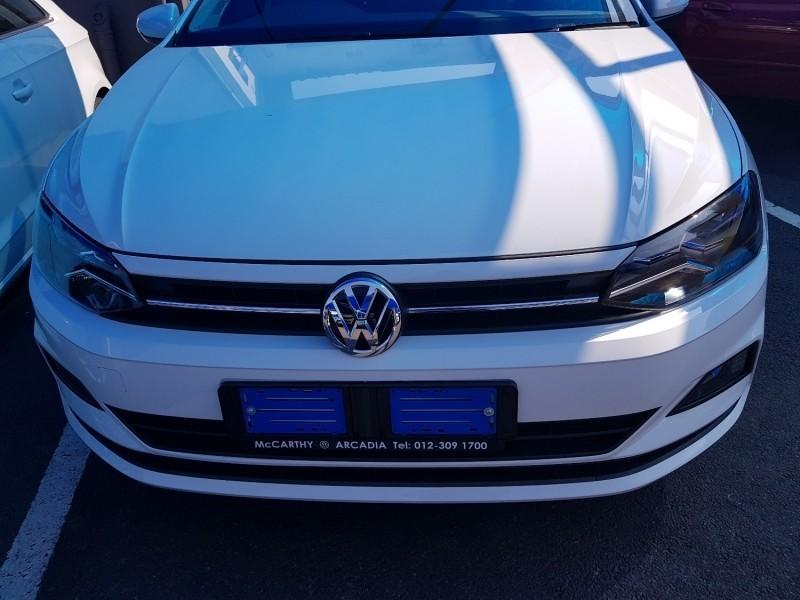 Used Volkswagen Polo 1 0 TSI Comfortline for sale in Gauteng - Cars
