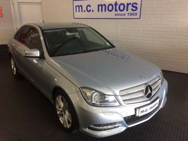 2013 Mercedes Benz C Class STILL UNDER FACTORY WARRANTY NEAT CAR Western  Cape Cape