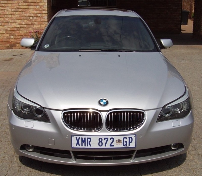 Used BMW 5 Series 530d Individual A/t (e60) FIN AVAILABLE