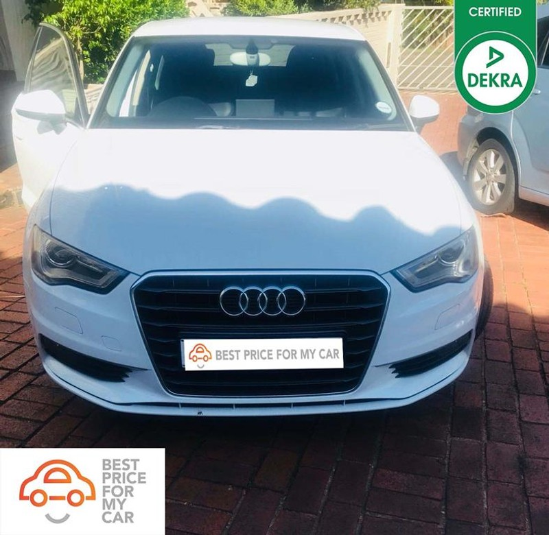 Used Audi A3 2.0 TDI SE Stronic For Sale In Gauteng