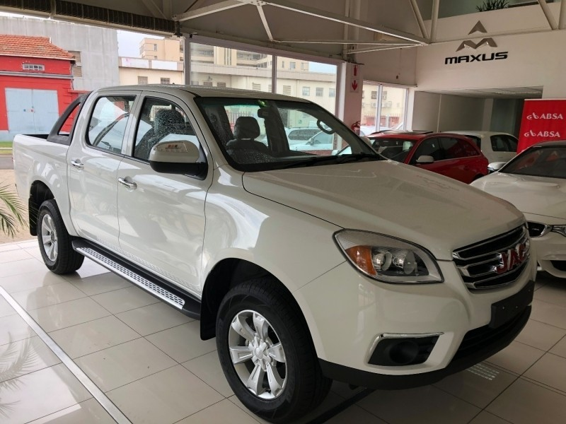 Used Jac T6 2 8tci Double Cab Bakkie For Sale In Kwazulu