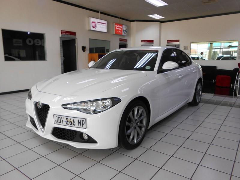 Used Alfa Romeo Giulia 2 0t Super For Sale In Mpumalanga Cars Co