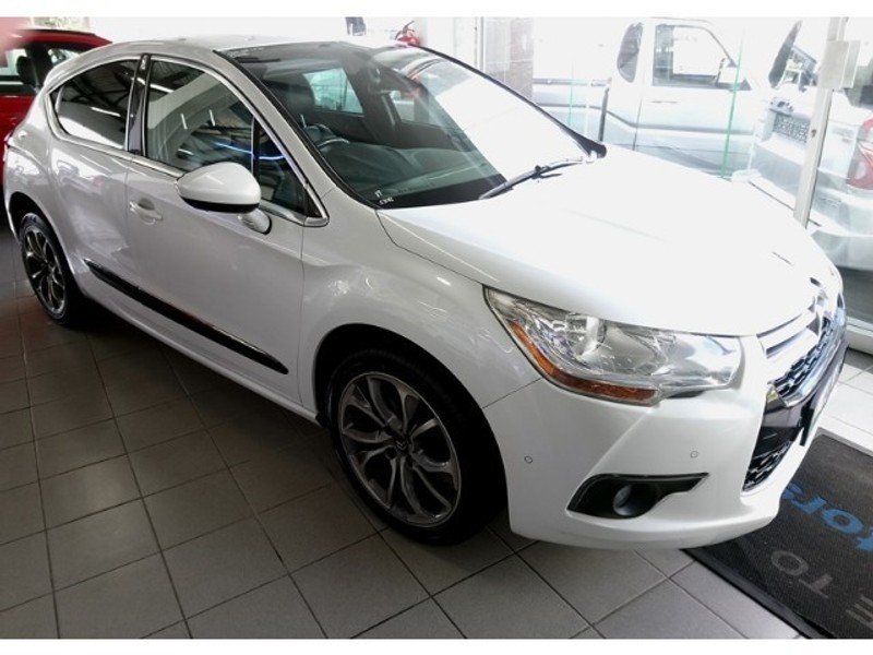 Used Citroen Ds4 16 Thp 200 Sport 5dr For Sale In Kwazulu Natal