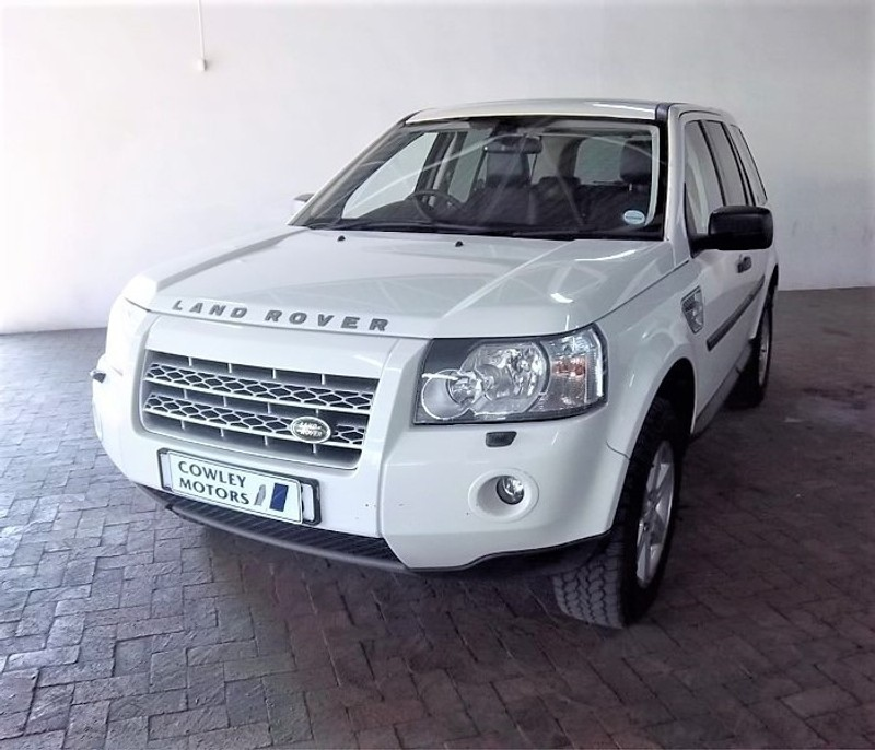 Used Land Rover Freelander Ii 2.2 Td4 S A/t For Sale In