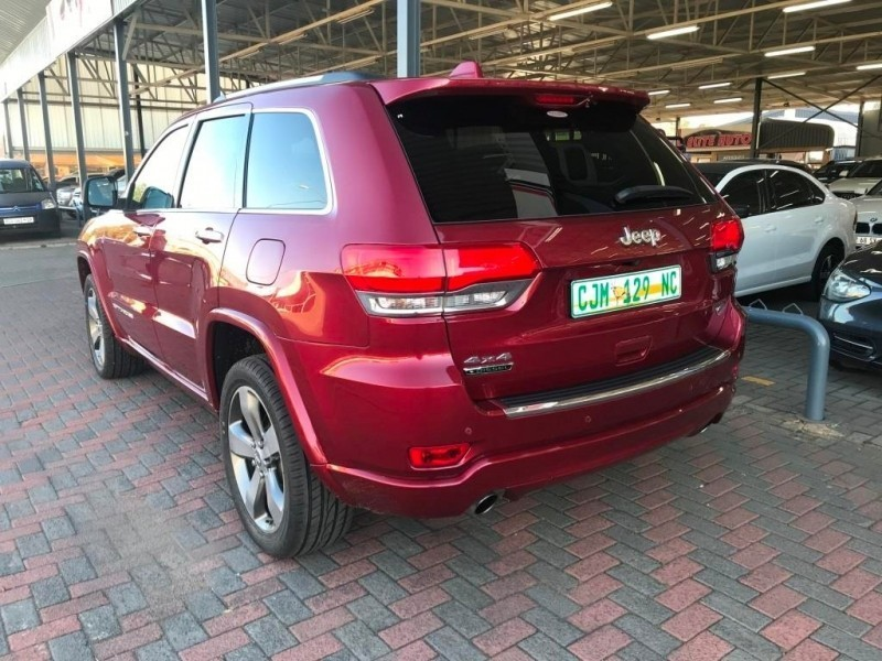 Used Jeep Grand Cherokee 3 0l V6 Crd O Land For Sale In